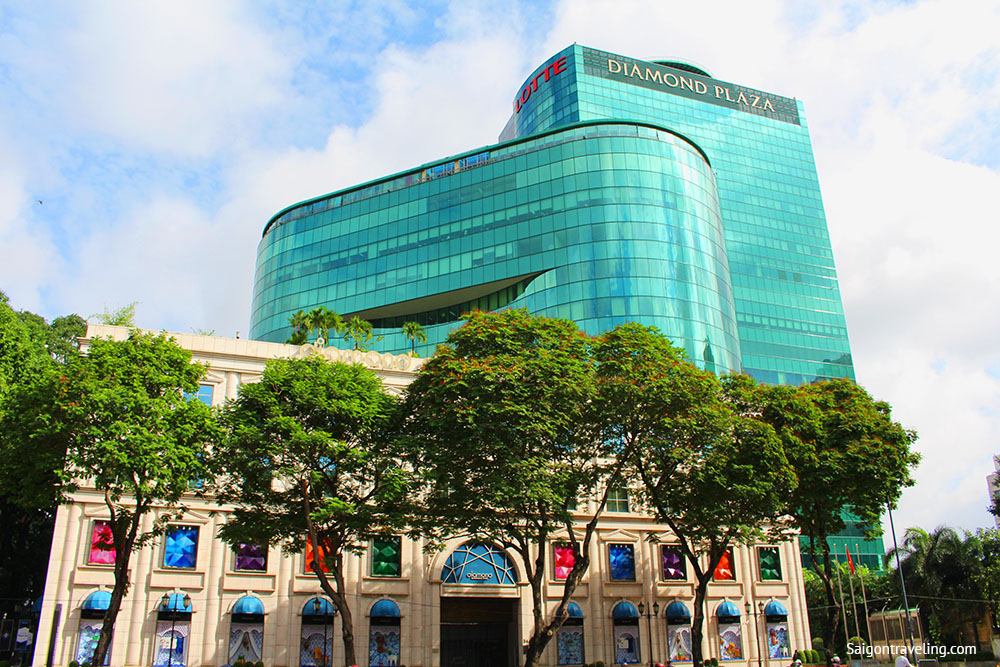 Diamond Plaza Saigon